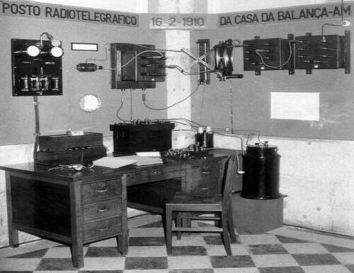 posto radiotelegrafico casa da Balança 1